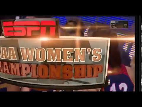 2016 NCAA® DI WOMEN