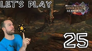 Let's Play Monster Hunter Generations Ultimate - #25: Rathalos, Capture Zinogre et Foudrinsectes !