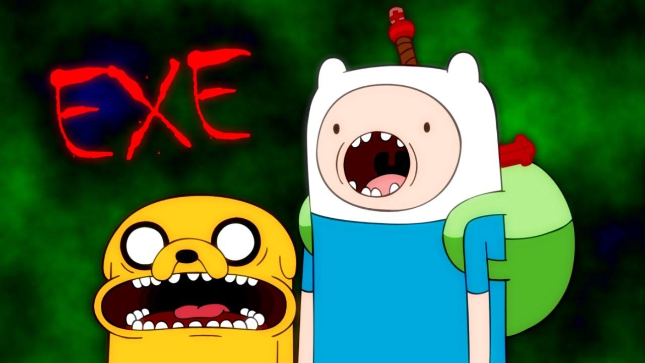 Adventure Time.EXE | I\u0027M SLEEP DEPRIVED - YouTube
