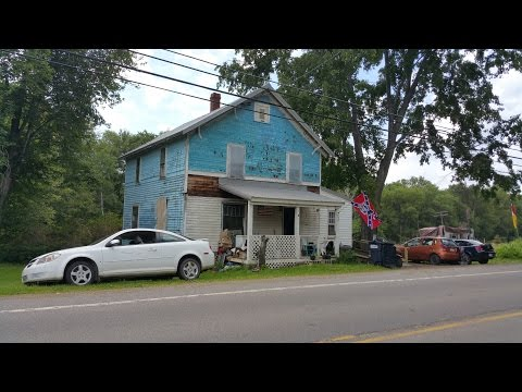 An Explanation On Why The Confederate Flag Is Flown At This Home