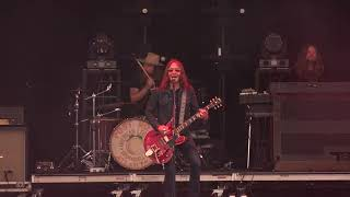 BLACKBERRY SMOKE 2018 07 21 Peach Music Festival