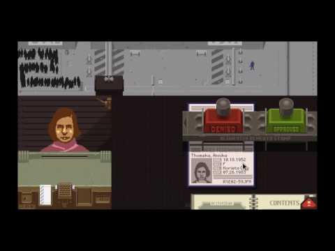 Papers, Please: Episode 1: Kolechian Terrorists