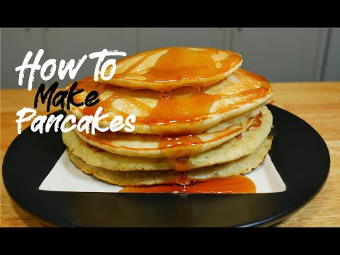 how-to-make-pancakes-easy-simple