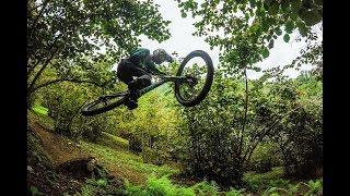 Downhill ile Fındık Bahçelerinde Bir Gün