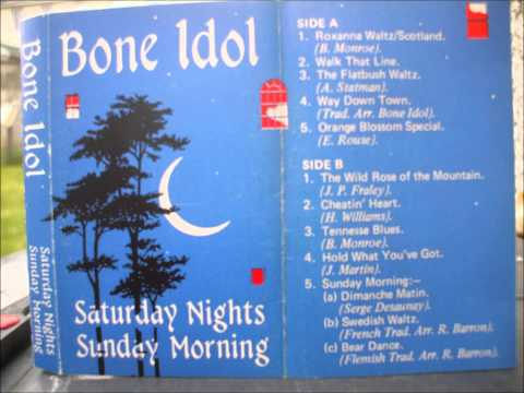 Bone Idol - Tennessee Blues (B Monroe) (9 of 11)