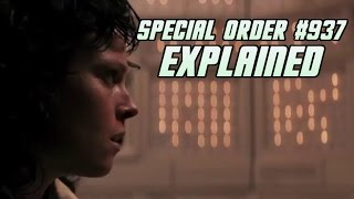 Special Order #937 Explained