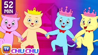 Jack and Jill and Many More Nursery Rhymes Collection by Cutians™ - The Cute Kittens | ChuChu TV thumbnail