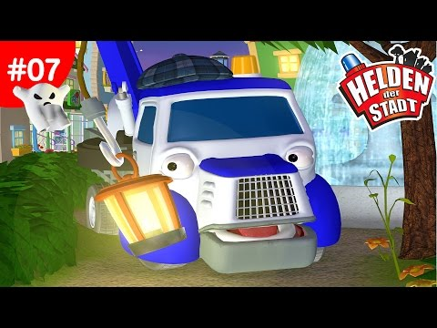 Die Helden der Stadt - EP07 Das Geisterauto
