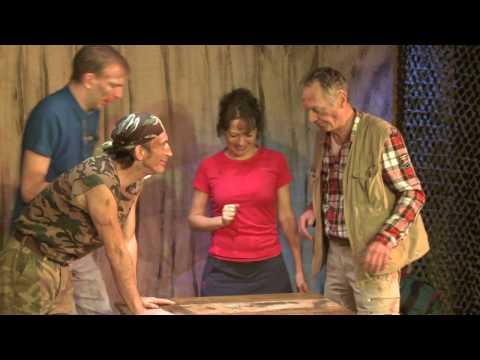 Vidéo Training Sauvage. Comédie jouée actuellement à l'Alambic Comédie (Paris 18ème)