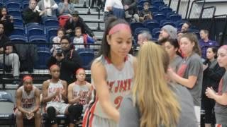 dcsaa girls basketball championship st johns 63 georgetown visitation 51 3