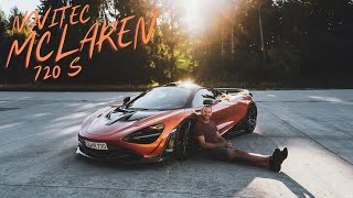 most beautiful MCLAREN 720S / #2 The Supercar Diaries