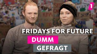 Fridays for Future: Wollt ihr nicht nur die Schule schwänzen? | 1LIVE Dumm Gefragt