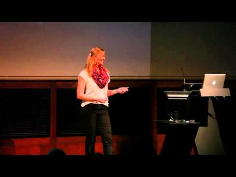Emily Penn at the Royal Geographical Society - 5 minute version