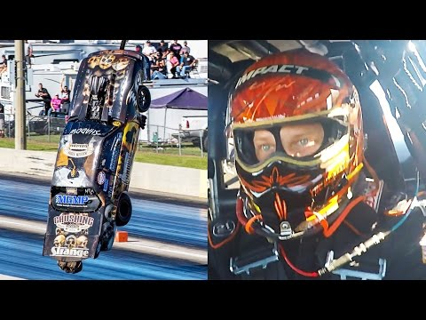 Inside The Crash - Stevie 'Fast' Jackson SHADOW Destroyed