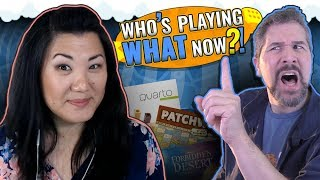 Who's Playing What Now?! + Top 10 Popular Board Games July 2019