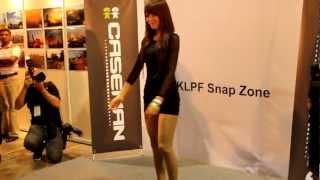MICHELL 韩晓暧- OPPA GANGNAM STYLE @ KLPF 2012