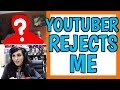 Huge Youtuber Rejects Me On Omegle video