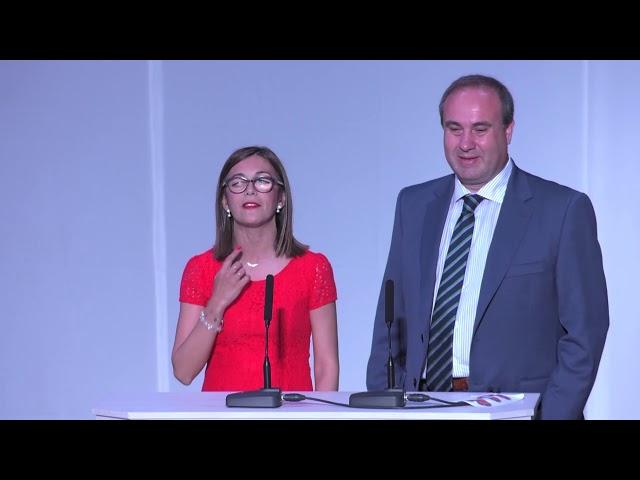 XI Gala Solidaria Premios Grada 2019 - Premio Innovación Social, patrocinado por: Fundación CB
