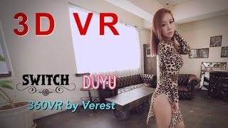 [3D 360 VR] Sexy Girl group Switch