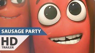 SAUSAGE PARTY Movie Clip - Deep in Some Bun (2016)