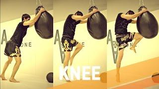 Удар коленом в тайском боксе от мастера спорта. Дмитрий Прохоров - ARMA SPORT
