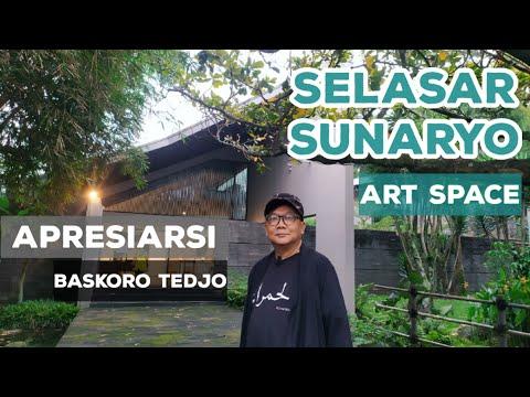 SELASAR SUNARYO ART SPACE BANDUNG - BASKORO TEDJO