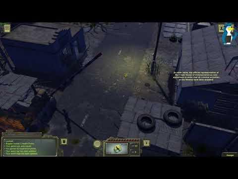 ATOM RPG 2 On Linux