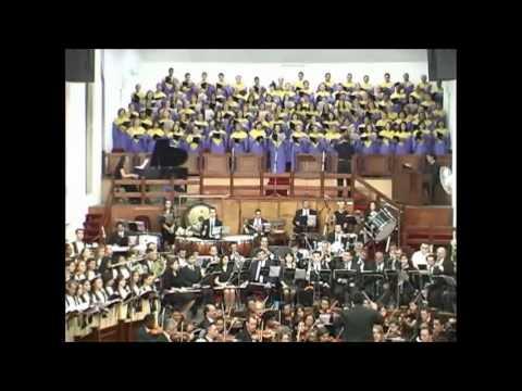 Cantata Deus Conosco - 14/06/2003 - Assembléia de Deus - Ministério do Belém - Sede