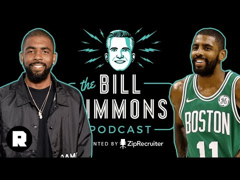 Kyrie Irving On Leaving LeBron, Boston's Future, And Empowered Players | The Bill Simmons Podcast