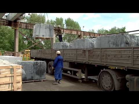 Свойства силикатного кирпича. Силикатный завод #1