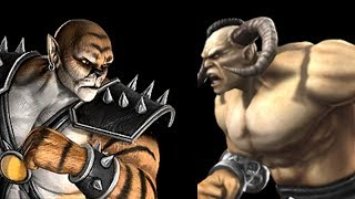 The Full Story of Motaro And Kintaro - Before You Play Mortal Kombat 11