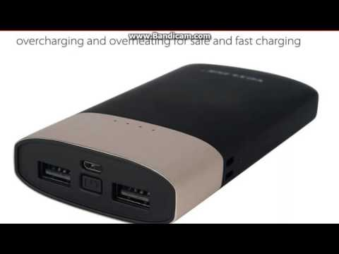 VOXLINK Dual 9000mAh Quick Charger 2 0 Power Bank Portable Pack Battery Powerbank Charger for Samsun