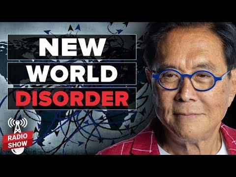 Inflation is REAL: New World Disorder - Robert Kiyosaki, Kim Kiyosaki and Gerald Celente