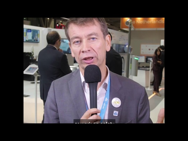 Smart City Expo - Interview E.Gaudin