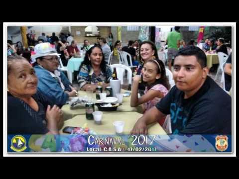 Carnaval 2017 e Aniversariantes do mês (jan/fev)