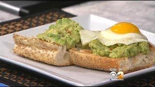 Stephanie & Tony's Table: Avocado Egg Toast