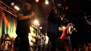 Naturally 7 - Englishman In New York (New Morning - Paris - January 10th 2014)