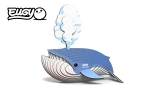 How to build: 066 Blue Whale EUGY