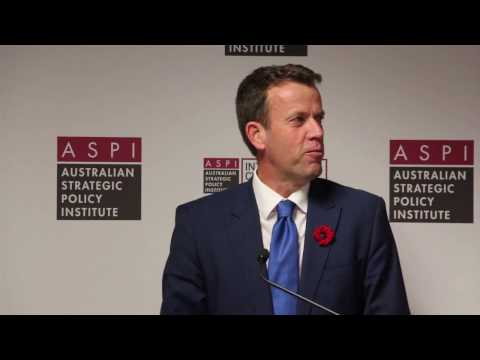 Launch of ASPI's Cyber Maturity in the Asia Pacific Region 2016