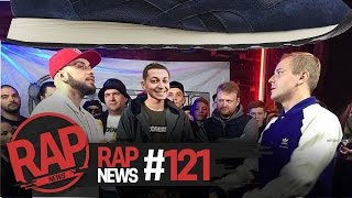 RapNews #121 [OXXXYMIRON, ХОВАНСКИЙ VS NOIZE MC (ПРОДОЛЖЕНИЕ), ST VS ДУНЯ, БАСТА VS ДЕЦЛ]