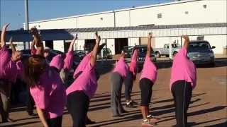 Caesars Mid-South Breast Cancer Awareness Month Kick Off