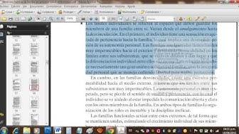 Como copiar un texto de un pdf y pegar en Word alineado