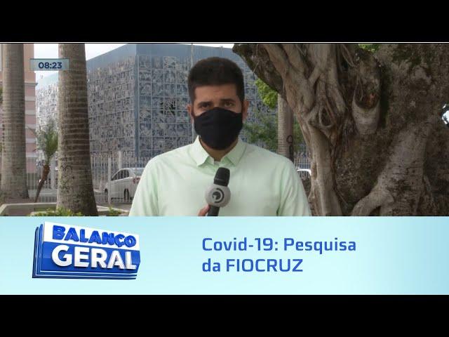 Covid-19: Pesquisa da FIOCRUZ revela que 42;6% dos casos em Alagoas são causadas por variantes