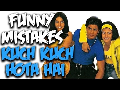 Everything Wrong With Kuch Kuch Hota Hai...