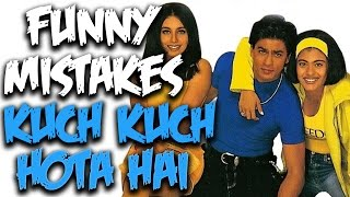 Everything Wrong With Kuch Kuch Hota Hai (W/ Eng Subs) | Bollywood Mistakes | Episode #31