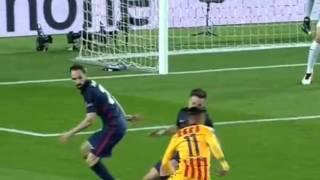 Барселона – Атлетико 2 1●05 апреля 2016 2016,Лига Чемпионов. 1/4 финала. 1 й матч.●