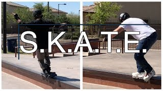 GAME OF S.K.A.T.E. - INLINE SKATING
