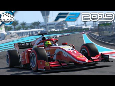 F2 2019 Mick Schumacher Karriere 23 Jeffs Geheime Weltmeistertaktik Let S Play F1 2019 Youtube