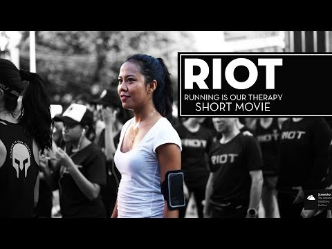 "RIOT Indonesia ""Running is our therapy"" (Short Movie)"