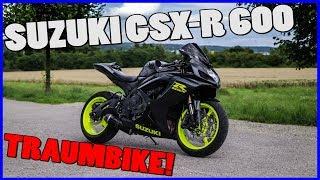 HAMMER Maschine!   Suzuki GSXR 600 Probefahrt   Sluty